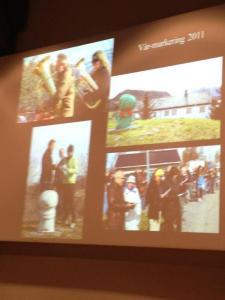 Fallosbilder fra foredraget