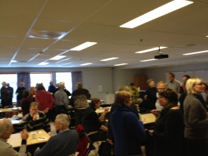 Vår 2012: Workshop i Bø/Sauherad-piloten