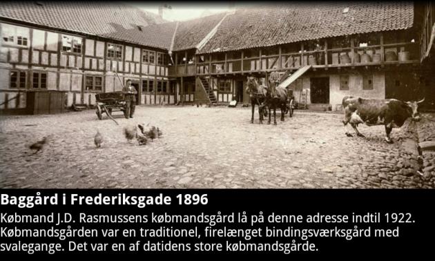 Frederiksgade, 1896