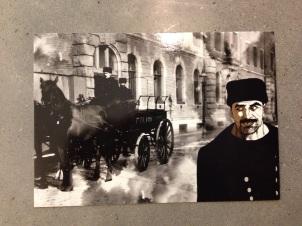Kunstnere bidrar inni Akerselva-piloten - her Shwan Dler Qaradaki
