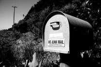 """Message to the mail man"" Foto: Gajman 2011"