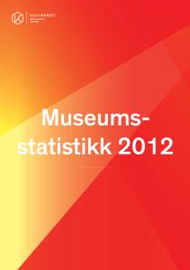 museumsstatistikk