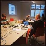 Innspurt - om 1 t 15 min er #hack4no over #knreise