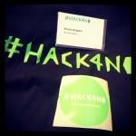 kbolgard Klart for #hack4no 2