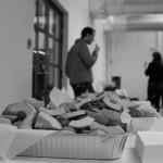 kjartan_abel Enjoying refreshments whilst waiting for #Hack4no workshop and 30 hour #hackathon to start.