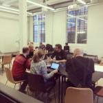 Idemyldring på #hack4no #knreise #hackathon