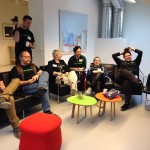 maritkamu #hack4no heier på norske langrennsjenter #ol2014
