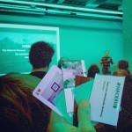 moephotodesign Ready for #hack4no hopp hopp! You need be like a water master hacker Ole Petter Harbiyz! emoji #hacker #kulturrådet #partne #green