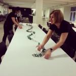 Vi forbereder fest #hack4no #knreise