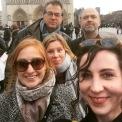 Vår 2014 - konferanse i Paris med go' gjengen:)