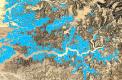 Historisk kart med Norvegiana-data